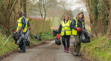 Community Clear Up