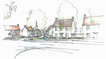 Britford Lane Development Update