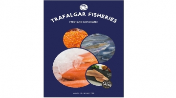 Trafalgar Fisheries - Wholesale Fish Brochure