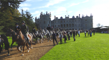 Wilton Hunt Opening Meet