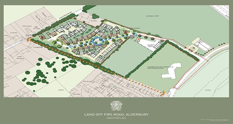 Land Off Firs Road, Alderbury