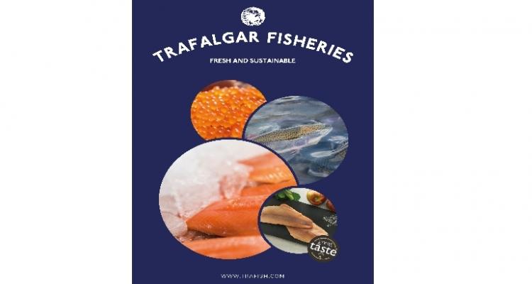 Trafalgar Fisheries - Wholesale Fish Brochure