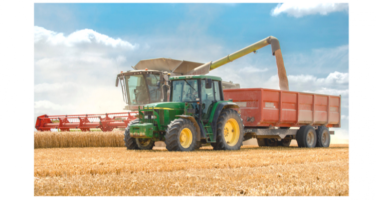 Harvest update