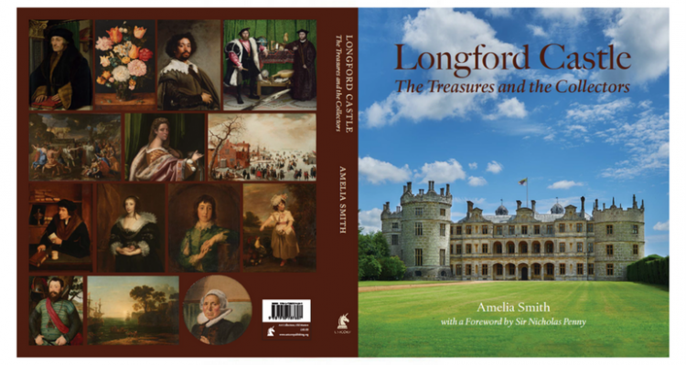LONGFORD CASTLE - NEW BOOK